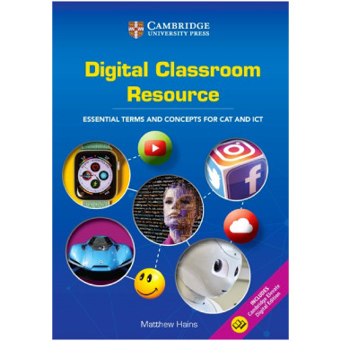 Digital Classroom Resource - ISBN 9781108682305
