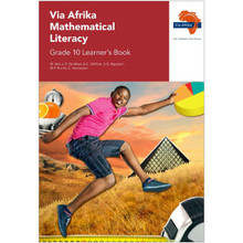 Via Afrika Mathematical Literacy Grade 10 Learner's Book - ISBN 9781415423271