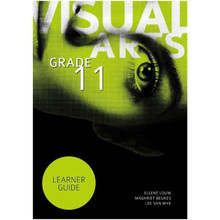 Visual Arts Grade 11 Learner Guide - ISBN 9781920540425