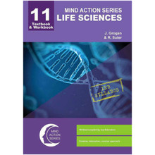 Mind Action Series Life Sciences Textbook/Workbook Grade 11 IEB - ISBN 9781776113316