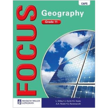 Focus Geography Grade 11 Learner's Book (CAPS) - ISBN 9780636103221