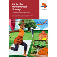 Via Afrika Mathematical Literacy Grade 11 Learner's Book - ISBN 9781415423356