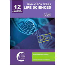 Mind Action Series Life Sciences Textbook/Workbook Grade 12 IEB -  ISBN 9781776113170