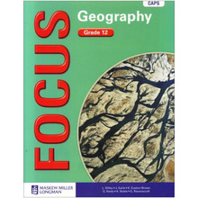 Focus Geography Grade 12 Learner's Book (CAPS) - ISBN 9780636142244