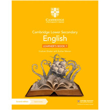 Cambridge Lower Secondary English Learner's Book 7 with Digital Access (1 Year) - ISBN 9781108746588