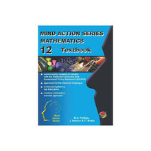 Mind Action Series Mathematics Grade 12 Textbook - ISBN 9781776115341