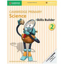 Cambridge Primary Science Skills Builder Activity Book 2 - ISBN 9781316611012