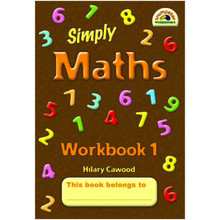 Simply Maths Workbook 1 - ISBN 9781920008116