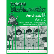 Singapore Maths Primary Level - Targeting Mathematics Workbook 1B Part 2 - ISBN 9789814250917