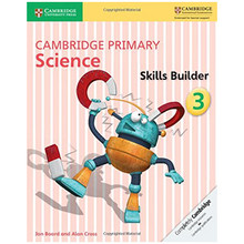 Cambridge Primary Science Skills Builder Activity Book 3 - ISBN 9781316611029