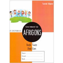Afrigons Werkboek 2 Deel 1 - ISBN 9780994680327