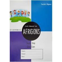 Afrigons Werkboek 3 Deel 1 - ISBN 9780987036896