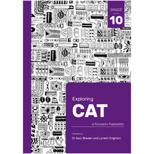 Exploring CAT: Grade 10 Learner Book - ISBN 9781928495123