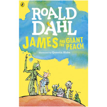 James and the Giant Peach by Roald Dahl - ISBN 9780141365459