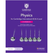 Cambridge International AS & A Level Physics Coursebook with Digital Access (2 Years) - ISBN 9781108859035