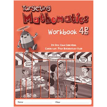 Singapore Maths Primary Level - Targeting Mathematics Workbook 4B - ISBN 9789814448994