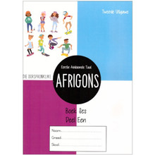 Afrigons Werkboek 6 Deel 1 - ISBN 9780992221423