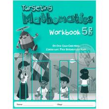 Singapore Maths Primary Level - Targeting Mathematics Workbook 5B - ISBN 9789814658348
