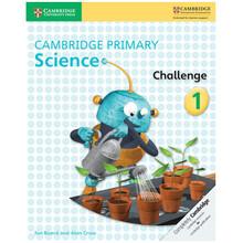 Cambridge Primary Science Challenge Activity Book 1 - ISBN 9781316611135