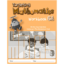 Singapore Maths Primary Level - Targeting Mathematics Workbook 6A - ISBN 9789814658669