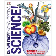DK Knowledge Encyclopedia Science - ISBN 9780241317815