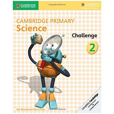 Cambridge Primary Science Challenge Activity Book 2 - ISBN 9781316611142
