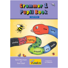 Grammar 1 Pupil Book: In Print Letters (British English edition) - ISBN 9781844142927