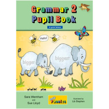 Grammar 2 Pupil Book: In Print Letters (British English edition) - ISBN 9781844143924