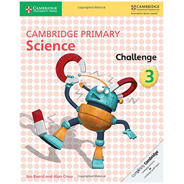 Cambridge Primary Science Challenge Activity Book 3 - ISBN 9781316611173