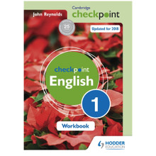 Cambridge Checkpoint English Workbook 1 - ISBN 9781444184440
