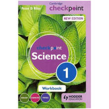 Cambridge Checkpoint Science Workbook 1 - ISBN 9781444183467