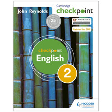 Cambridge Checkpoint English Student's Book 2 - ISBN 9781444143850