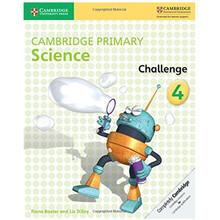 Cambridge Primary Science Challenge Activity Book 4 - ISBN 9781316611197