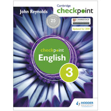 Cambridge Checkpoint English Student's Book 3 - ISBN 9781444143874