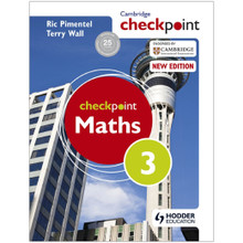 Cambridge Checkpoint Mathematics Student's Book 3 - ISBN 9781444143997