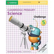 Cambridge Primary Science Challenge Activity Book 5 - ISBN 9781316611203