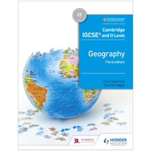 Cambridge IGCSE and O Level Geography Student's Book (3rd Edition) - ISBN 9781510421363
