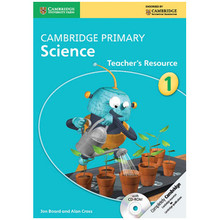 Cambridge Primary Science Teacher's Resource Book with CD-ROM 1 - ISBN 9781107611467
