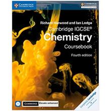 Cambridge IGCSE Chemistry Coursebook and 2 Year Elevate Enhanced Digital Access - ISBN 9781316637722