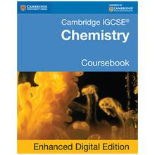 Cambridge IGCSE Chemistry Coursebook Elevate Enhanced Edition - ISBN 9781107503113