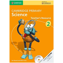 Cambridge Primary Science Teacher's Resource Book with CD-ROM 2 - ISBN 9781107611481