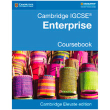 Cambridge IGCSE Enterprise Coursebook Elevate Edition (2 Years) - ISBN 9781108440370
