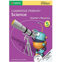 Cambridge Primary Science Teacher's Resource Book with CD-ROM 5 - ISBN 9781107676732