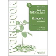 Hodder Cambridge IGCSE and O Level Economics Workbook 2nd Edition - ISBN 9781510421288