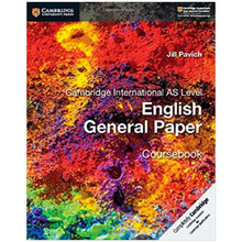 Cambridge International AS Level English General Paper Coursebook - ISBN 9781316500705