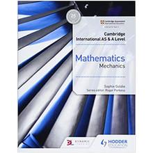 Hodder Cambridge International AS & A Level Mathematics Mechanics - ISBN 9781510421745