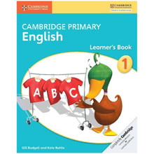 Cambridge Primary English Learners Book Stage 1 - ISBN 9781107632981