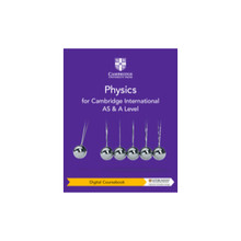 Cambridge International AS & A Level Physics Digital Coursebook (2 Years) - ISBN 9781108796521