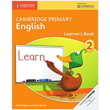 Cambridge Primary English Learners Book 2 - ISBN 9781107685123