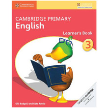 Cambridge Primary English Learners Book 3 - ISBN 9781107632820